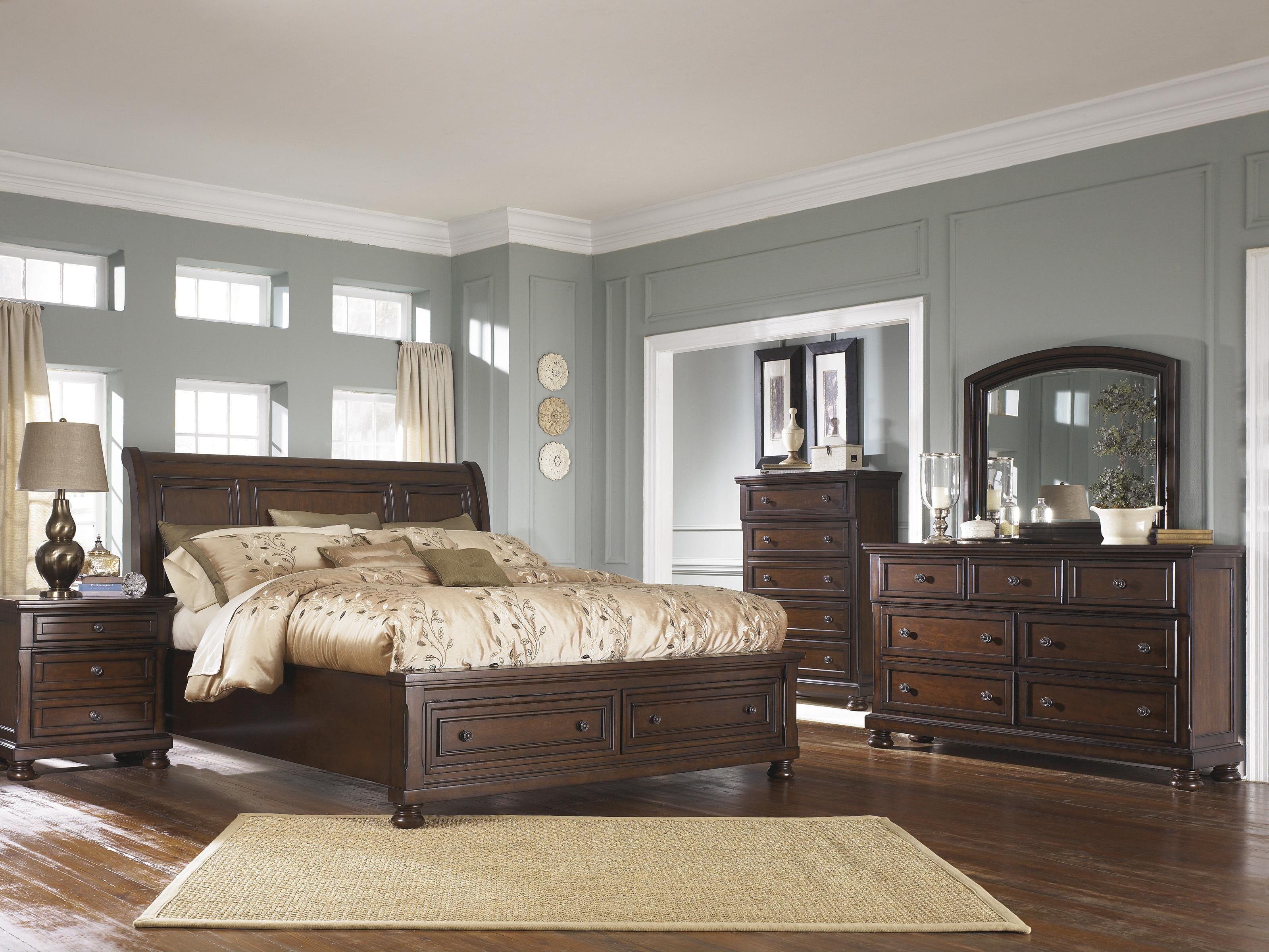 Marlo Furniture Bedroom Sets Enchanting Porter House King Bedroom Groupashley Furniture  Furniture Review