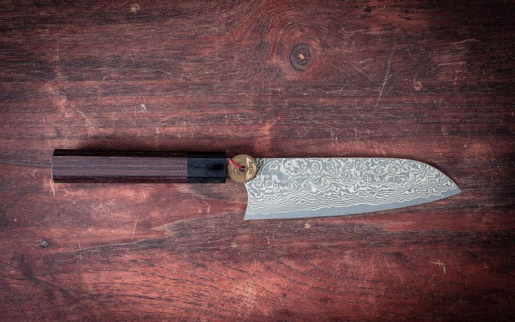 Masakage Kumo Santoku Japanese Knife Knife Kitchen Knives