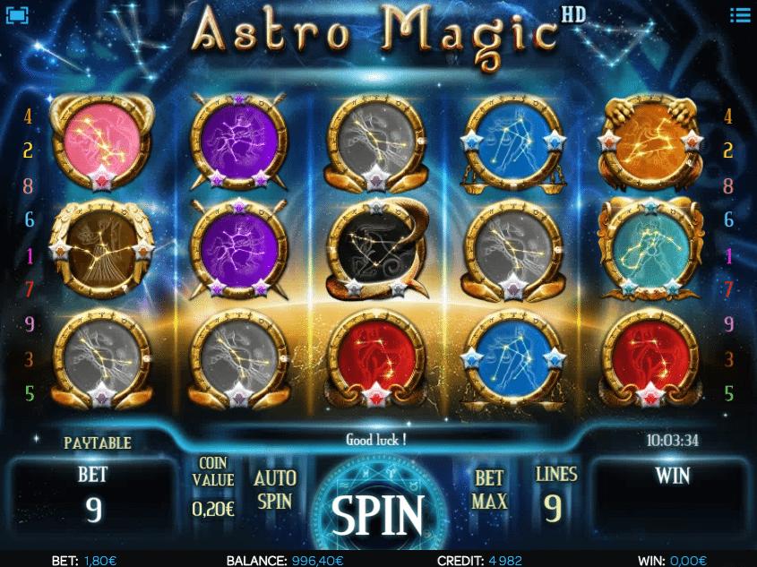Spiele Astro Magic HD - Video Slots Online