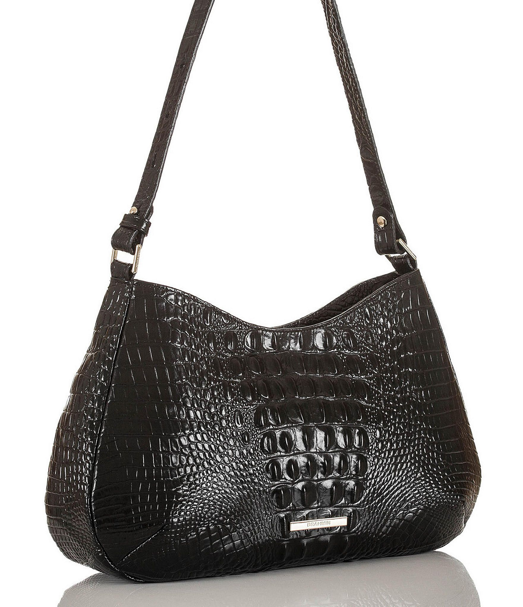 Shop for Brahmin Melbourne Collection Cayson Croco-Embossed Shoulder Bag at Dillards.com. Visit Dillards.com to find clothing, accessories, shoes, cosmetics & more. The Style of Your Life.
