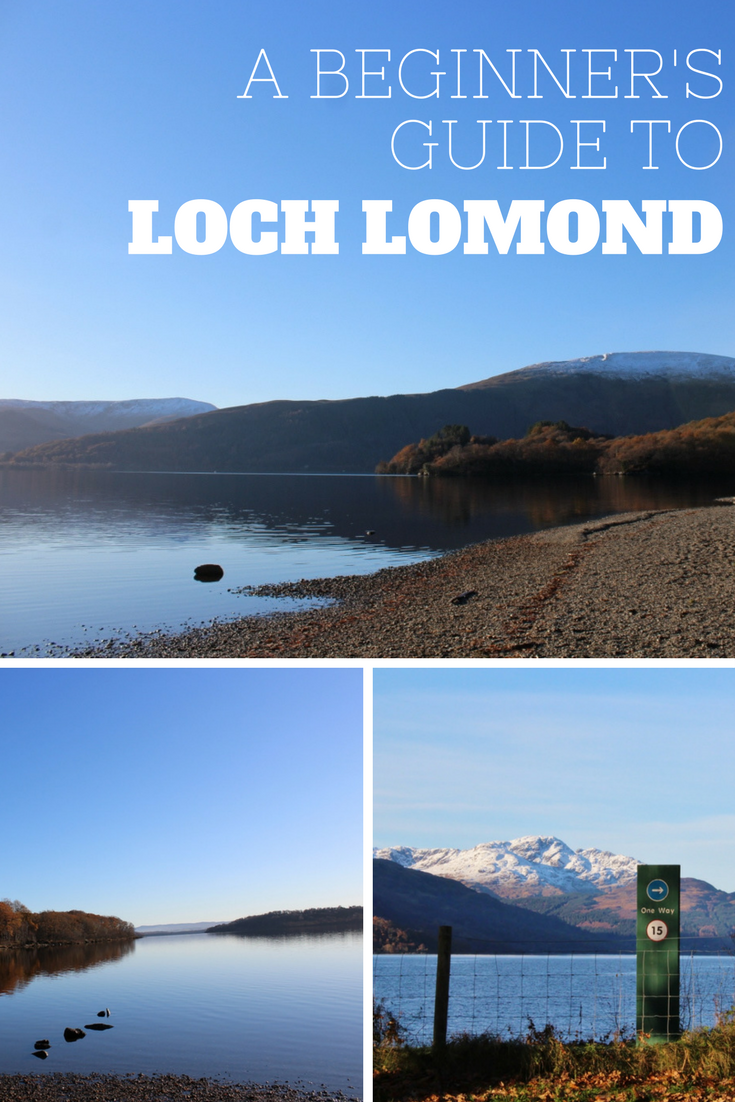 A Beginners Guide to Loch Lomond - Life of Gibbers