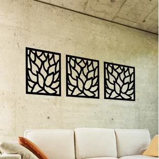 Wall Accents You Ll Love In 2020 Wayfair In 2020 Dimensional