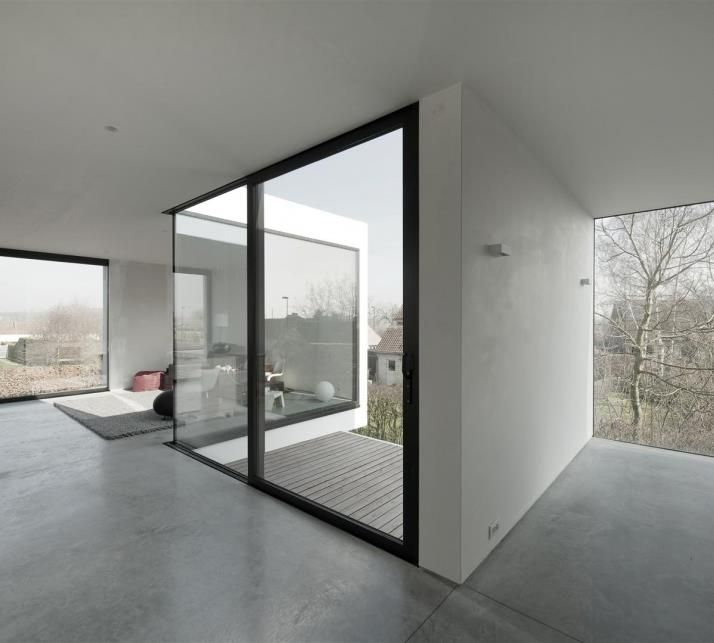 House DZ by Graux & Baeyens architected