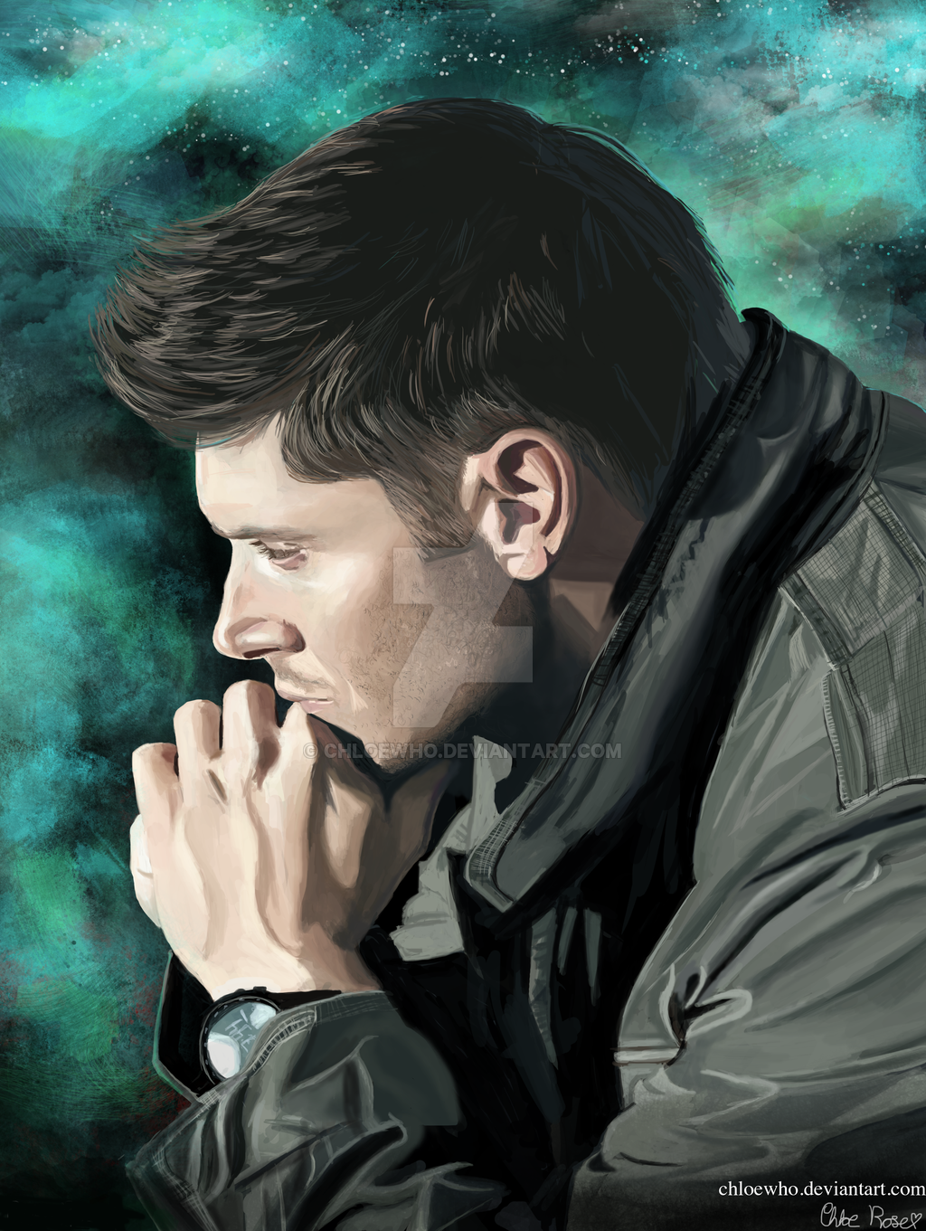 The Musings of Dean Winchester by ChloeWho.deviantart.com on @DeviantArt