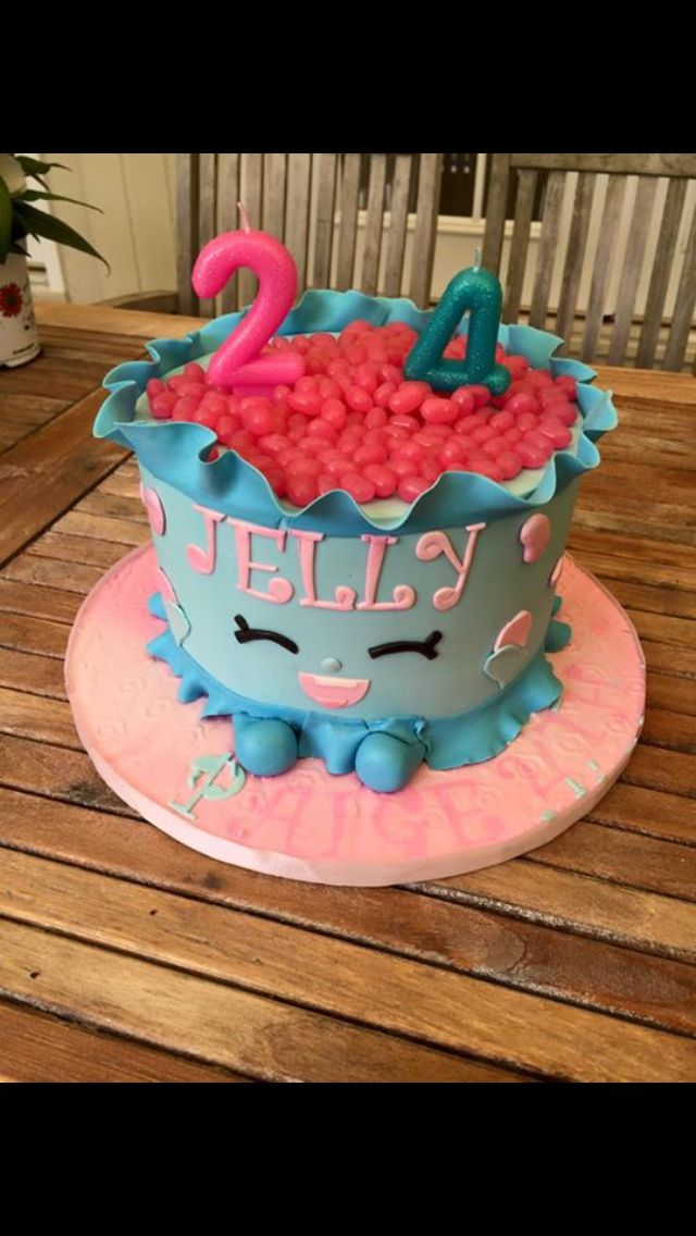 how to make jelly and cake