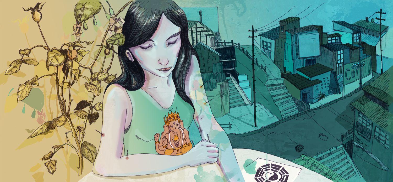 By Tatiana Cordoba Gatocasero Https Www Facebook Com Pages Exponline 141220162699654 Ilustracion Digital Ilustraciones Animacion