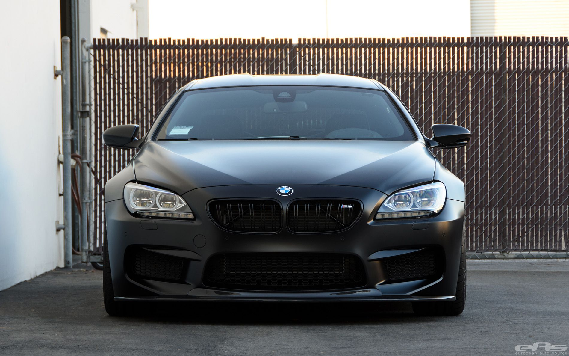 2017 Bmw M6 Gran Coupe Matte Black With Images Bmw M6 Bmw