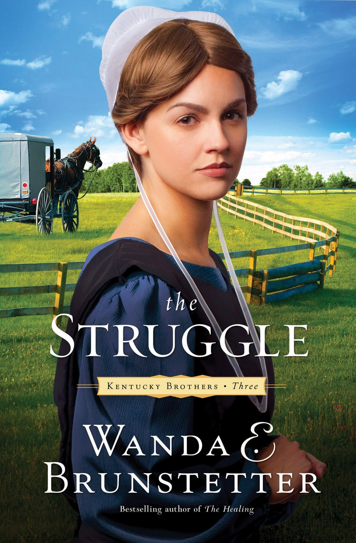 For Amish fiction, #WandaBrunstetter does a great job.