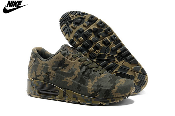 best website e6c89 15d2e Mens Nike Air Max 90 VT Shoes Green Coffee,Nike-Air Max 90 Shoes Sale Online