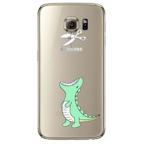 Donuts Pizza Silicone Cover Fundas Coque for Samsung Galaxy J3 J5 ...