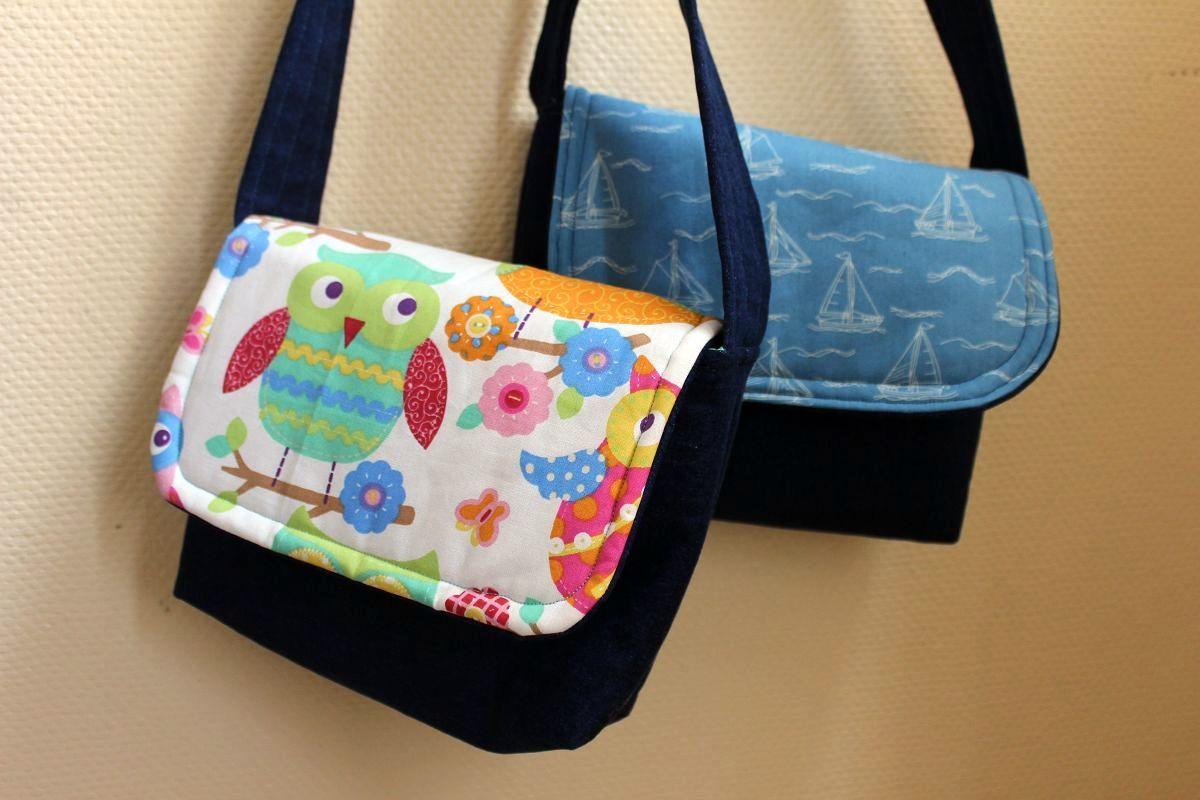 Schnelle Und Einfache Kindergarten Tasche Tasche Nahen Kinder