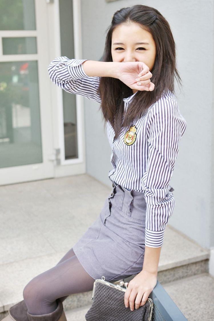 Itsmestyle To Look Extra K Fashionista Www Itsmestyle Com Fashion Kfashion Asianstyle Itsmestyle Korea Korean Fashion Online Store Doctor Dress Fashion