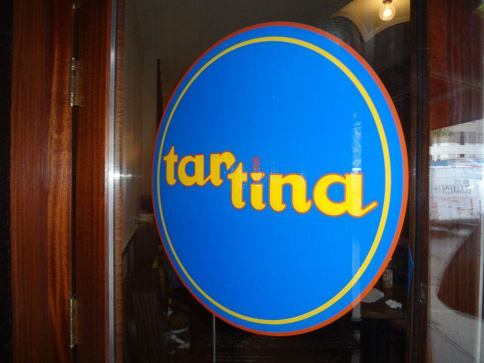 Storefront Glass Door Decal NYC Vinyl Store Door Graphics NYC - Custom vinyl decals nyc