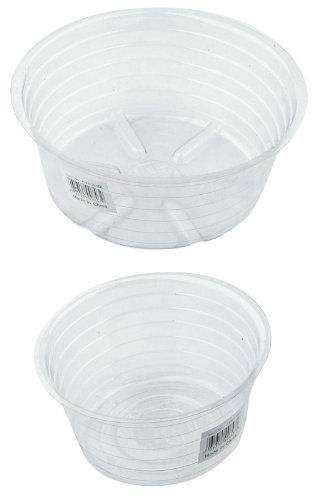Bond Cvs012dl 100pack Deep Clear Plant Saucer 12inch Want To Know More Click On The Image Plant Saucer Planter Pots Saucer