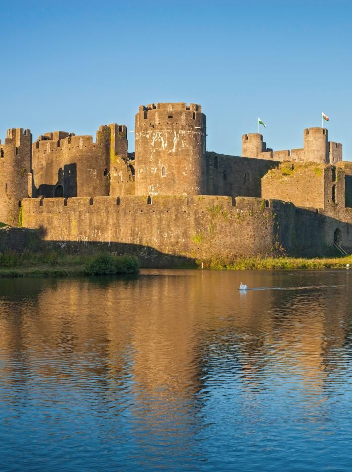 Is Wales The Castle Capital Of The World? Castles UK in
