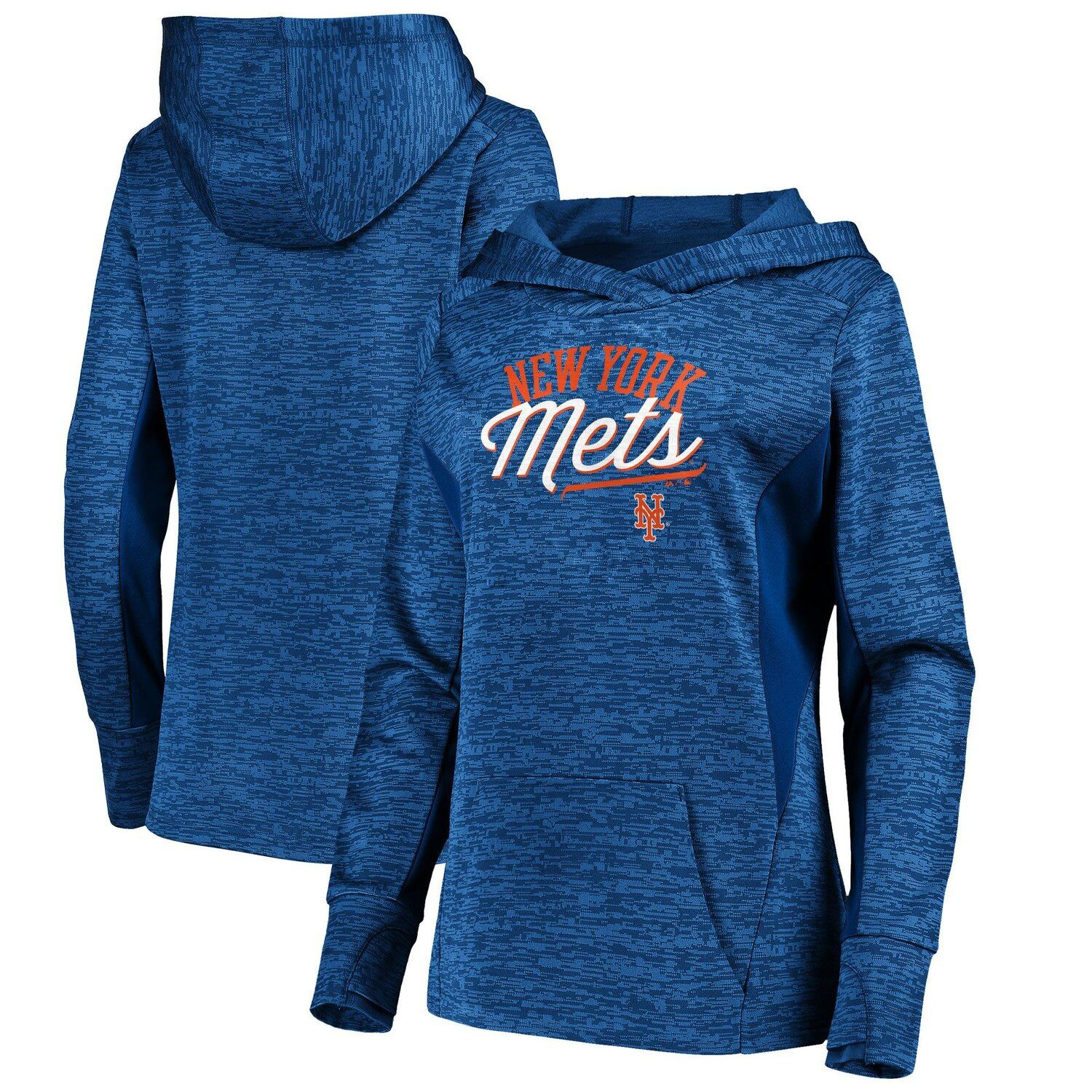 Women S Majestic Heathered Royal New York Mets Simplicity Pullover Hoodie Affiliate Heathered Aff Royal Women Hoodies Pullover Hoodie Hoodie Material