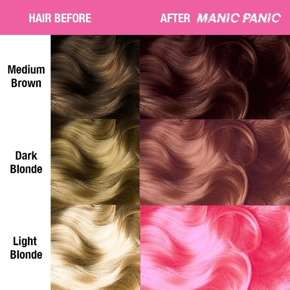 Cotton Candy Pink Classic High Voltage In 2020 Dyed Hair Purple Dyed Hair Hair Color Pink