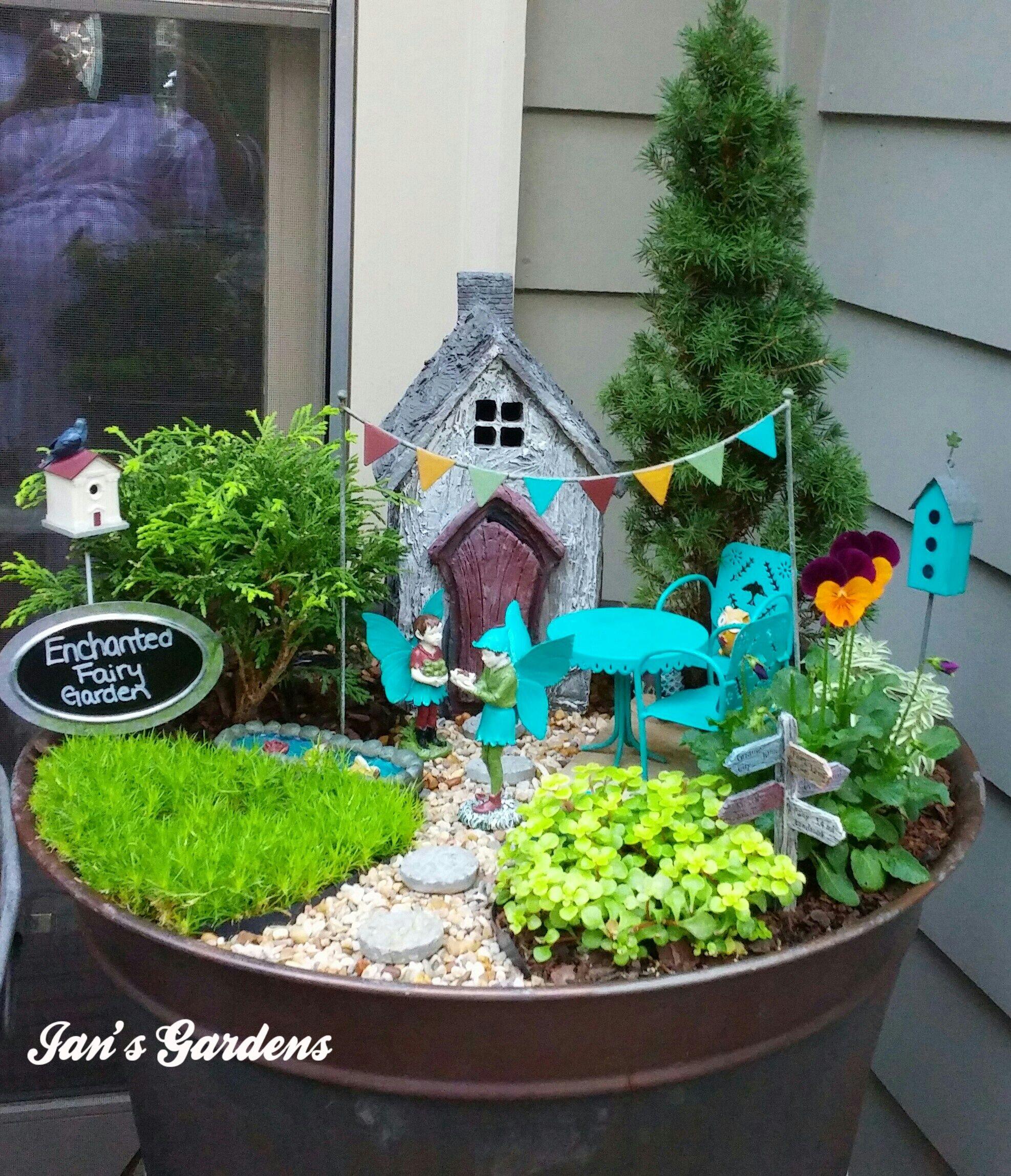 My Fairy Garden Creations Fairy Garden Crafts Fairy Garden Miniature Fairy Gardens