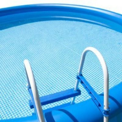 Cleaning an above ground pool allie above ground pool - How to clean a dirty swimming pool ...