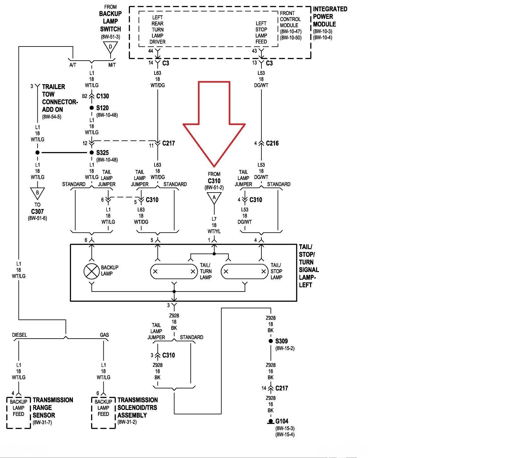 99 Dodge Ram Heater Control Wiring Diagram