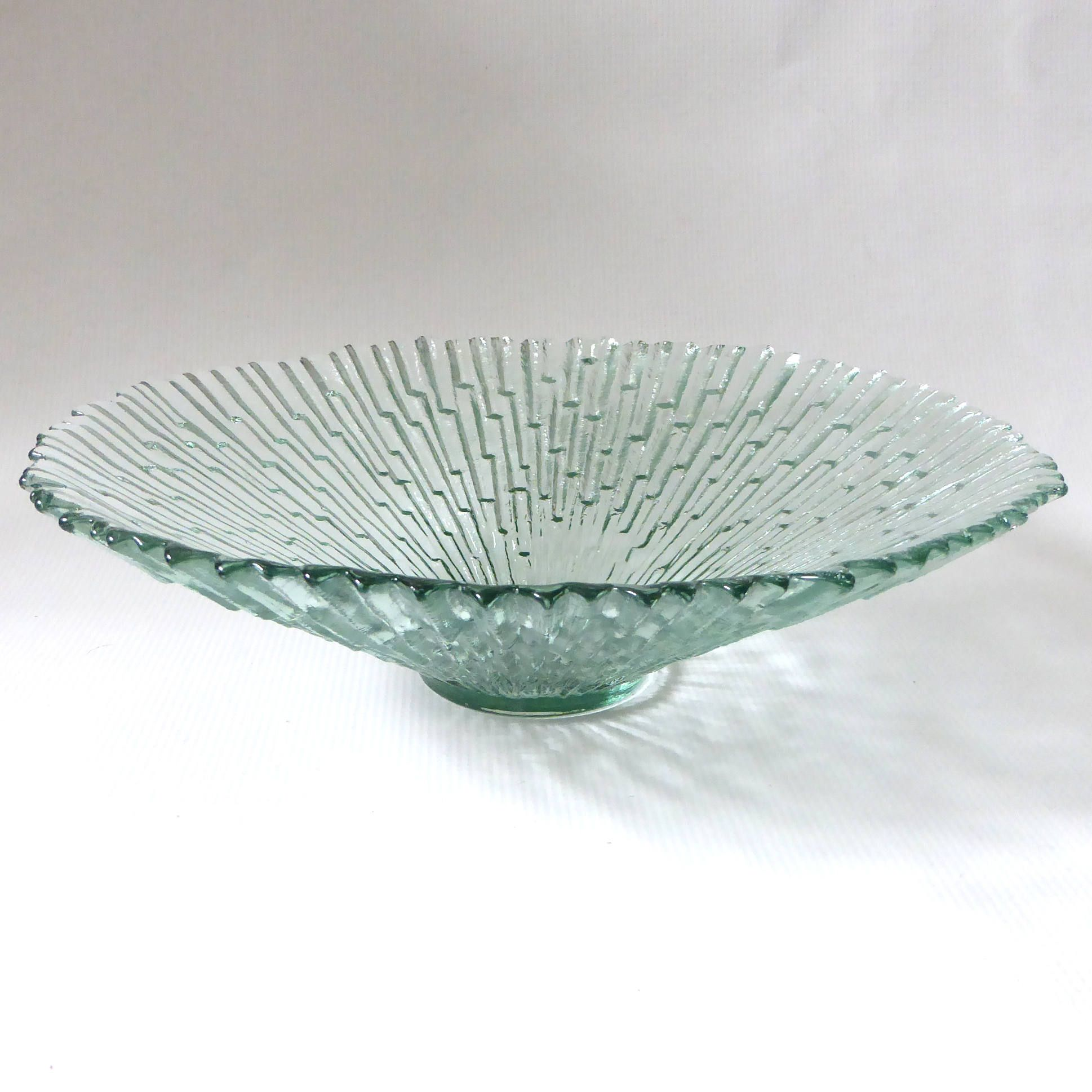 Your Place To Buy And Sell All Things Handmade Glass Fruit Bowl Ice Texture Bowl