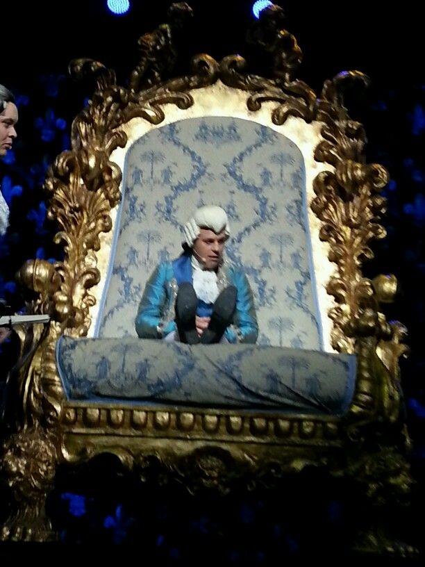 1789 Les Amants de la Bastille #Zenith #Limoge