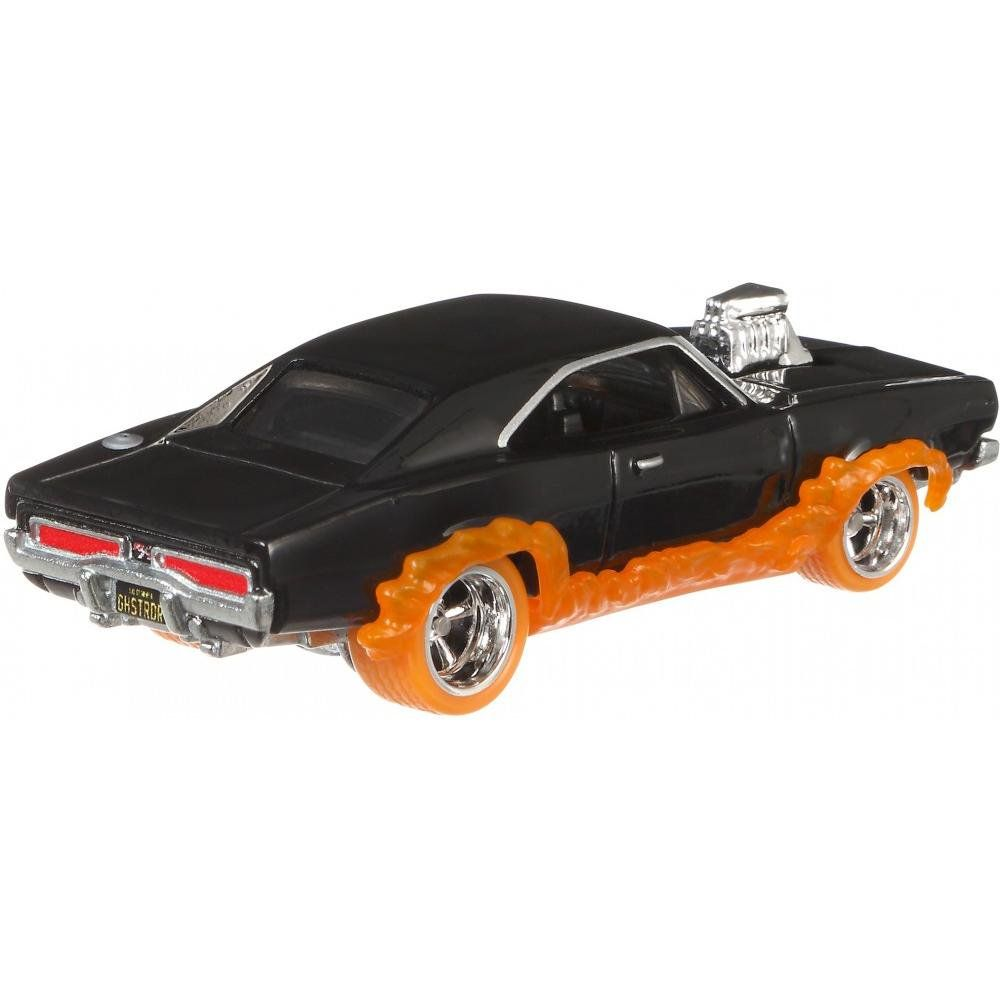 1:64 Scale Hot Wheels Ghost Rider Charger Vehicle