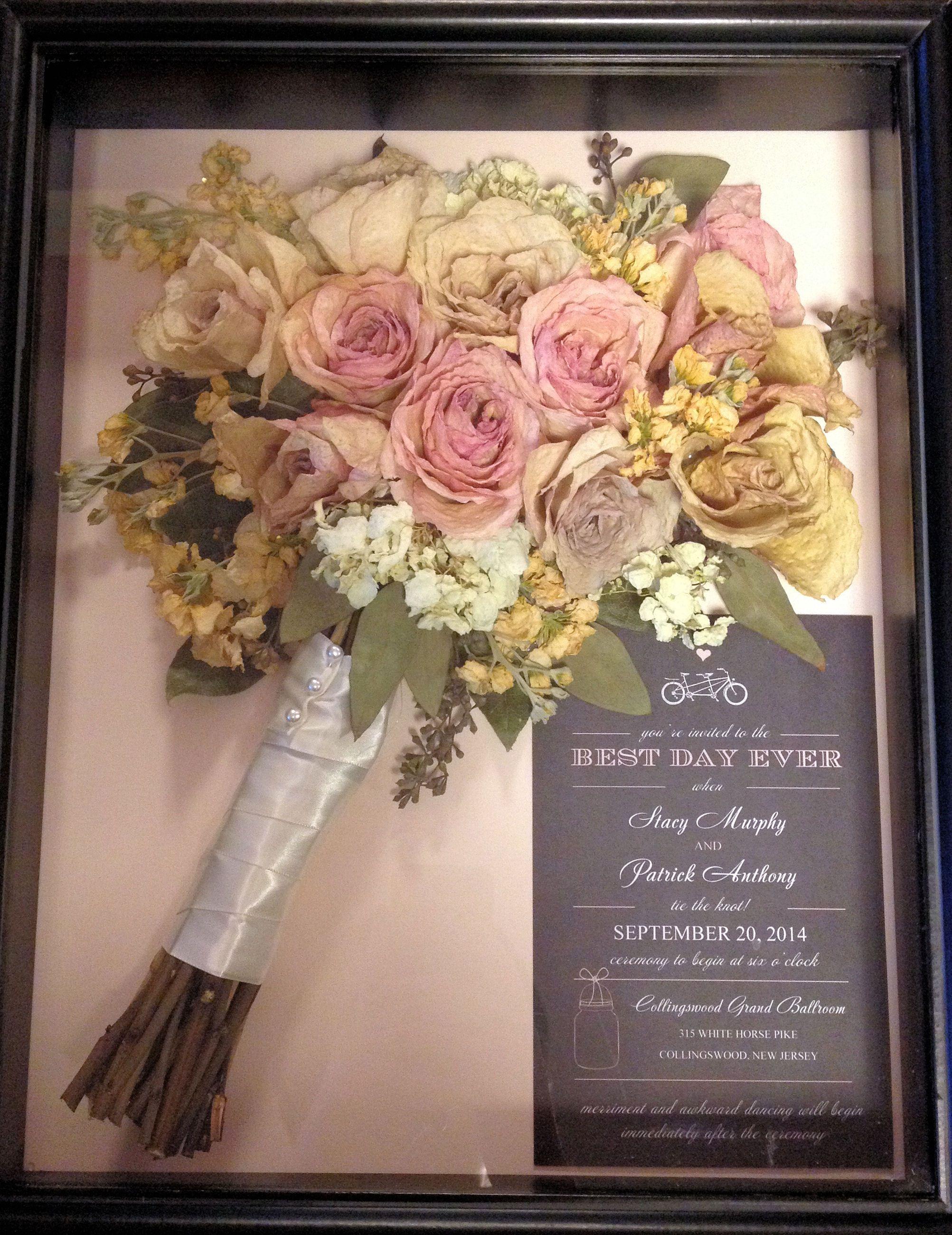 bouquet preservation, wedding bouquet preservation, wedding
