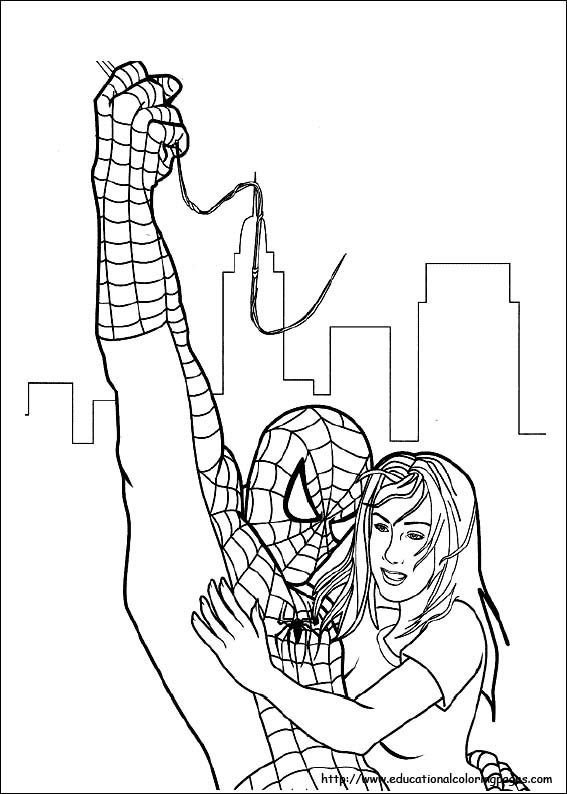 Coloring Pages For Kids Spiderman Coloring Pages Spiderman Coloring Chibi Coloring Pages Superhero Coloring