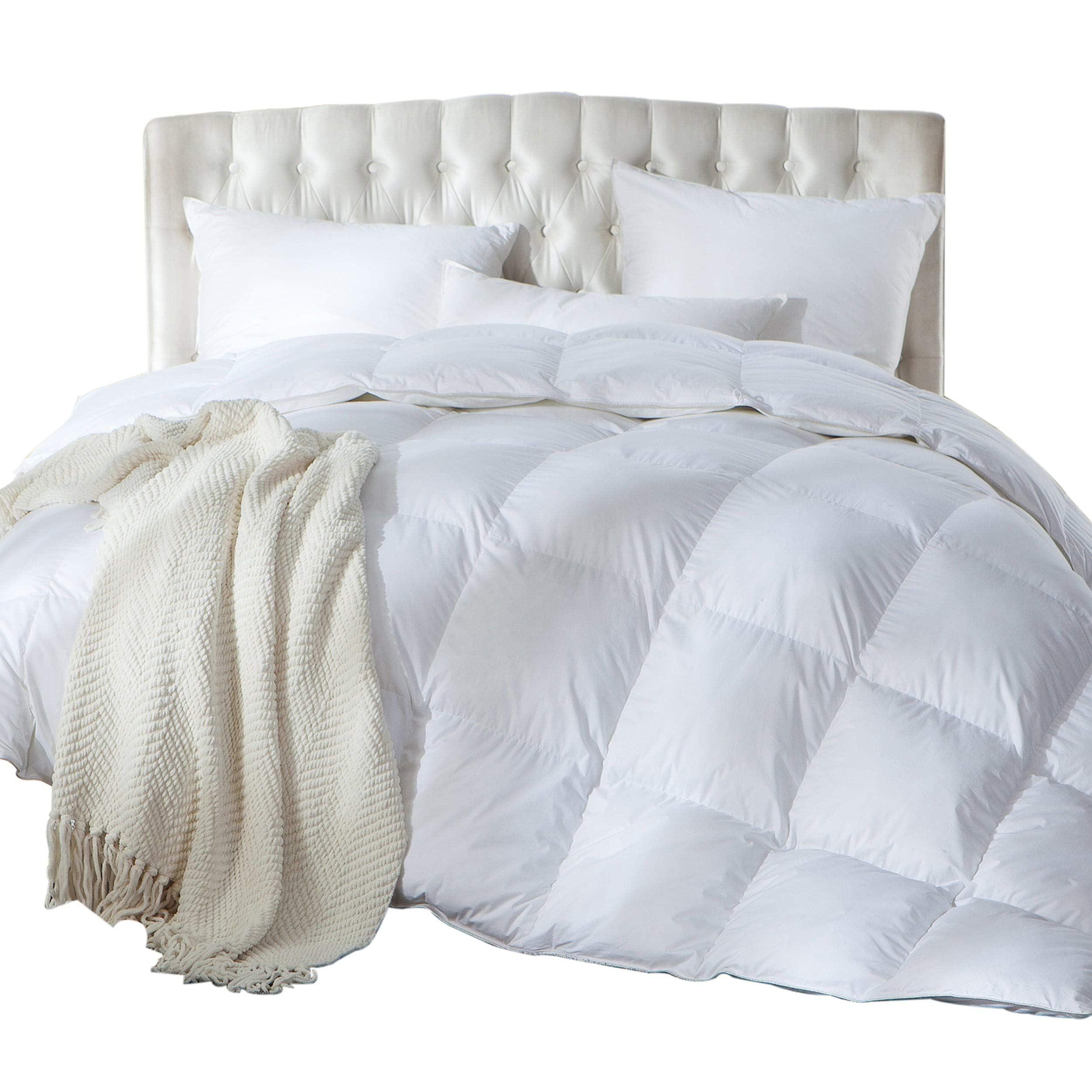 Luxurious Siberian Goose Down Comforter, 1200 Thread Count
