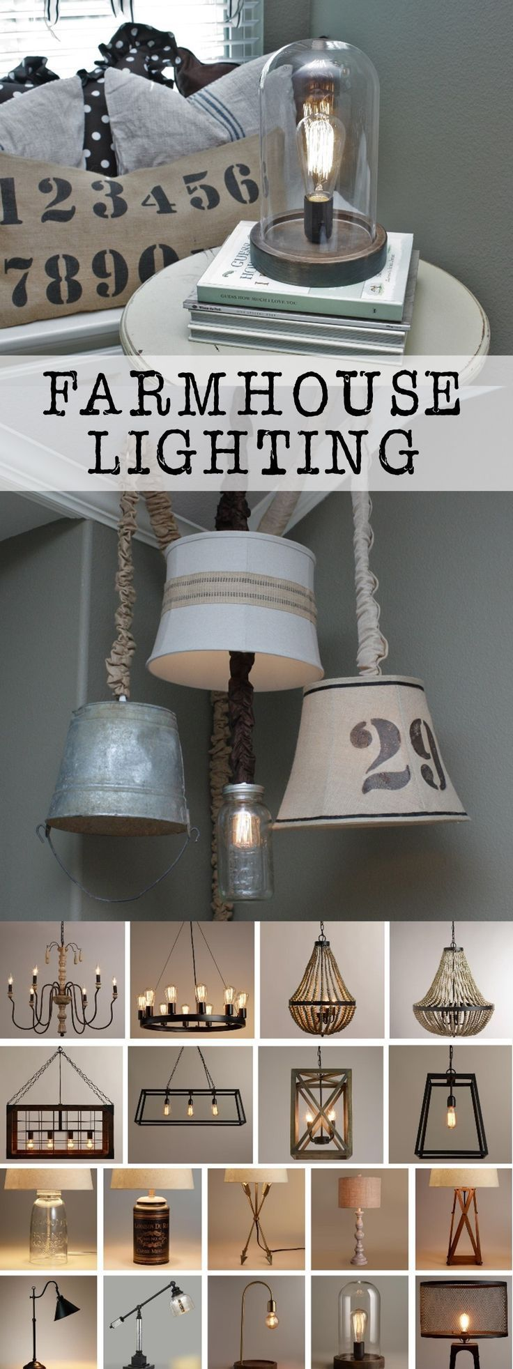 Lighting is such an important part of any space. Today I ...