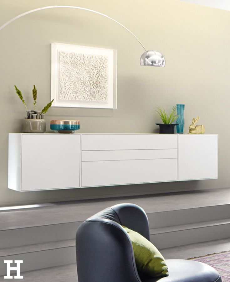 now! by hülsta Hänge-Sideboard 3-teilig now! easy - h lsta m bel wohnzimmer