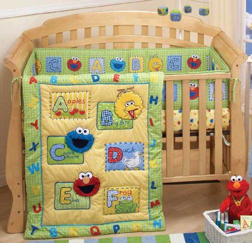 14 Fascinating Elmo Crib Bedding Digital Picture