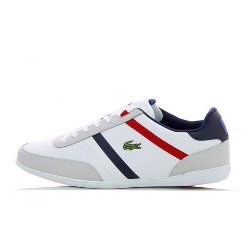 ced3996e5d15 Lacoste - Lacoste - Basket Giron Tcl Spm - 730SPM001421G Blanc Basket Homme,  Chaussures Hommes