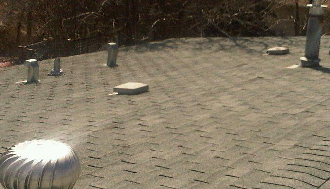 Low Slope Roofing Problems Ventilation Ice Dams