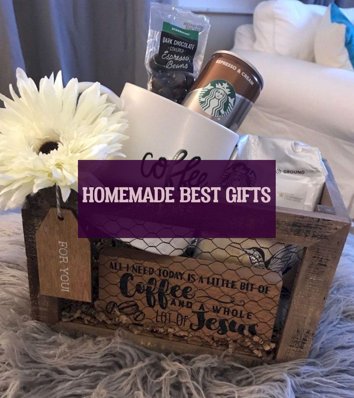 Hausgemachte Beste Geschenke