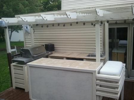 New Outdoor Kitchen Do It Yourself Home Projects From Ana White
