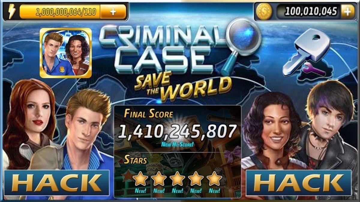Criminal Case Save The World Hack No Human Verif Criminal Case