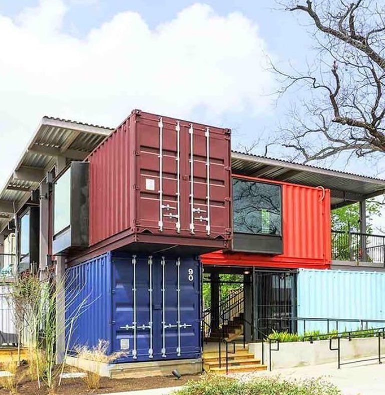 Luxury Architecture On Instagram Modern Container Home