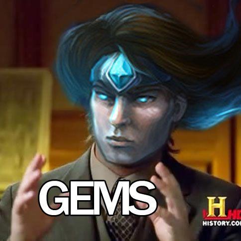 Taric Gems