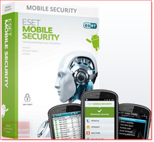 Eset Mobile Security Premium Apk Key and Crack Activation code