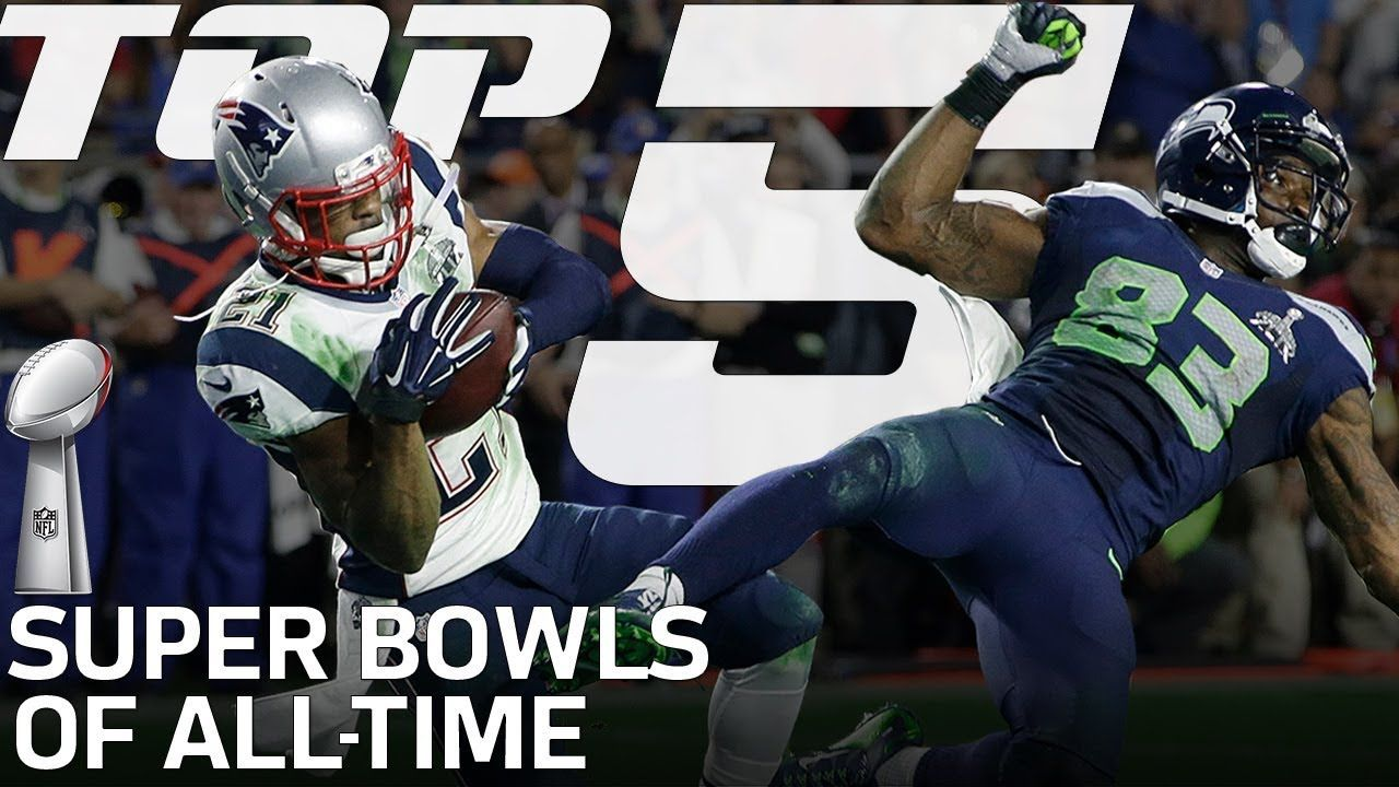 Top 5 Super Bowls of AllTime NFL Highlights in 2020