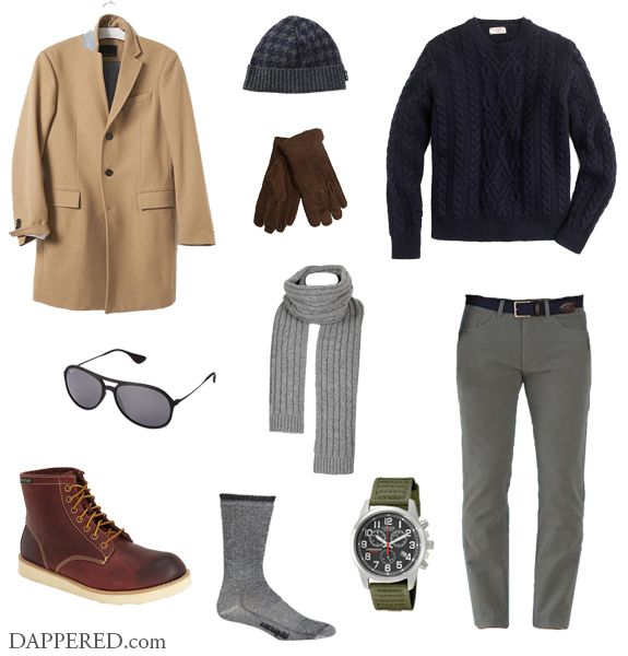 d1cbc9d416 Style Scenario: Baby it's cold outside | Man Style | Mens fashion ...