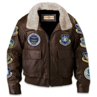 Men's Jacket: Flying Ace Men's Jacket - http://bradford-exchange.goshopinterest.com/collectibles/patches/mens-jacket-flying-ace-mens-jacket/