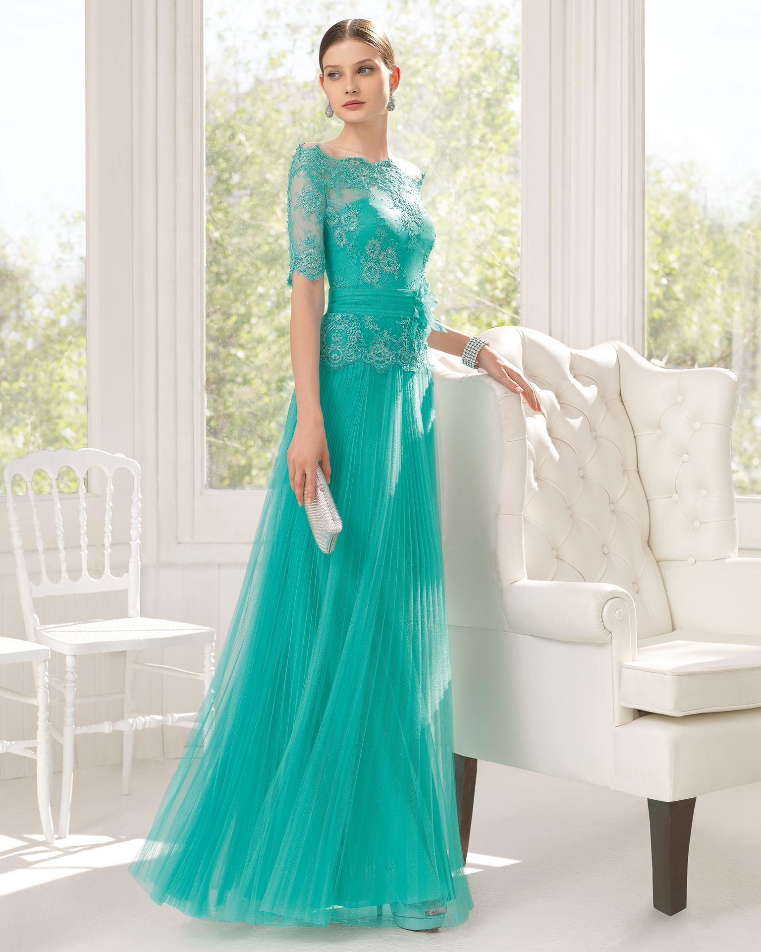 8U251 (Vestido de Fiesta). Diseñador: Aire Barcelona. ... | Dress ...