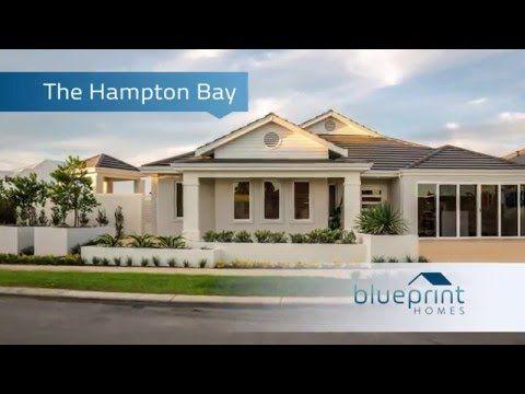The hampton bay blueprint homes hamptons style pinterest blueprint homes the hampton bay display home perth malvernweather Gallery