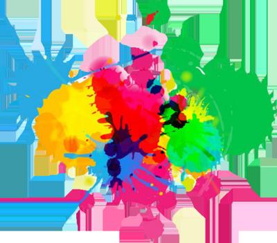Color Splash Paint Png Ahab Clipart