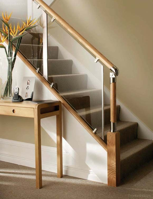 New Fusion Acrylic Staircase Design Stairs Design