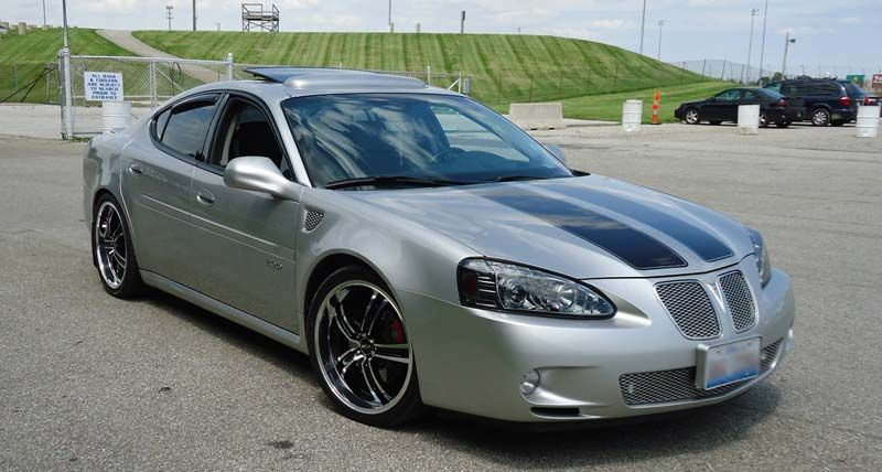 2008 Grand Prix Gxp Project Car Stuff Pinterest