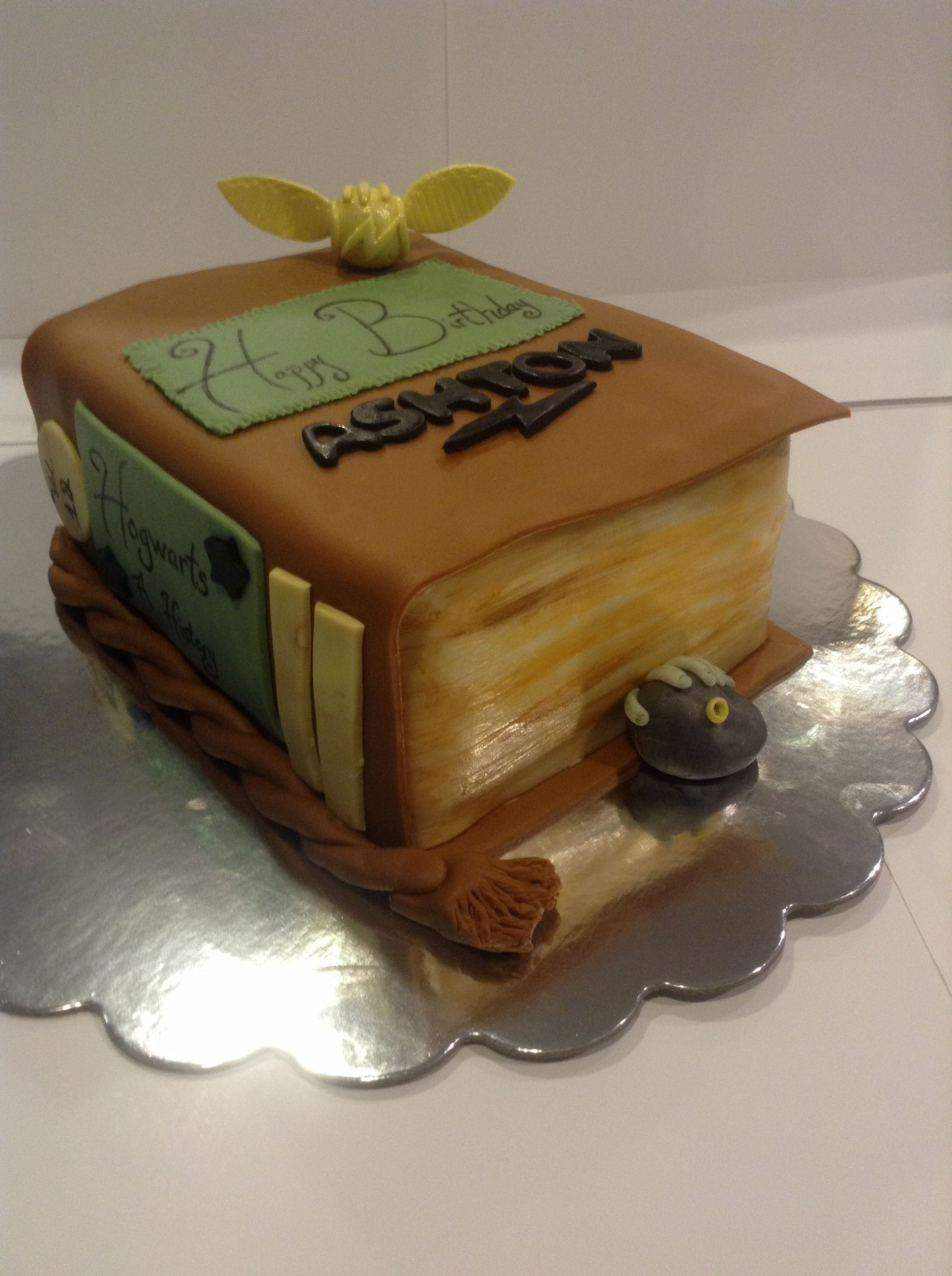 Harry potter birthday cake harry potter birthday cake